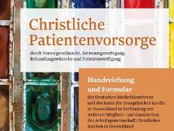 Germania: Formulario cristiano per le direttive di fine vita