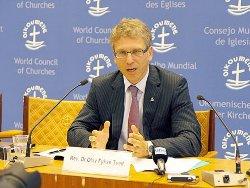 Olav Fykse Tveit, segretario del CEC