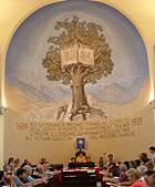 interno aula sinodale